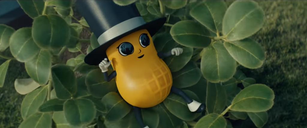 Baby Nut Super Bowl Ads