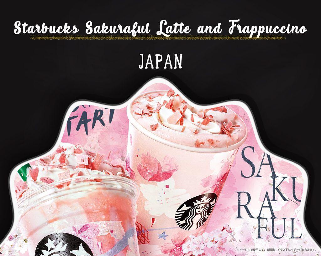Starbucks-SAKURAFUL-Latte-and-Frappuccino-Starbucks-Around-The-World