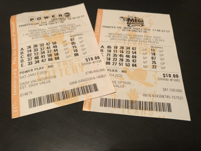 Powerball Drawing For 02/01/20: Saturday Jackpot was $40 Million