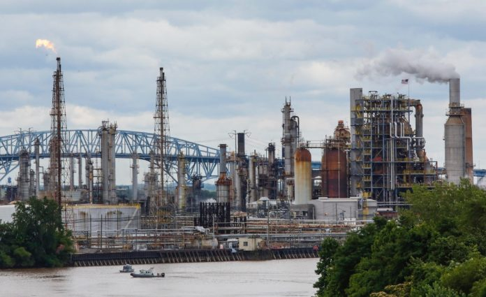 Report finds 10 oil refineries with benzene above EPA's 'action level' | TheHill