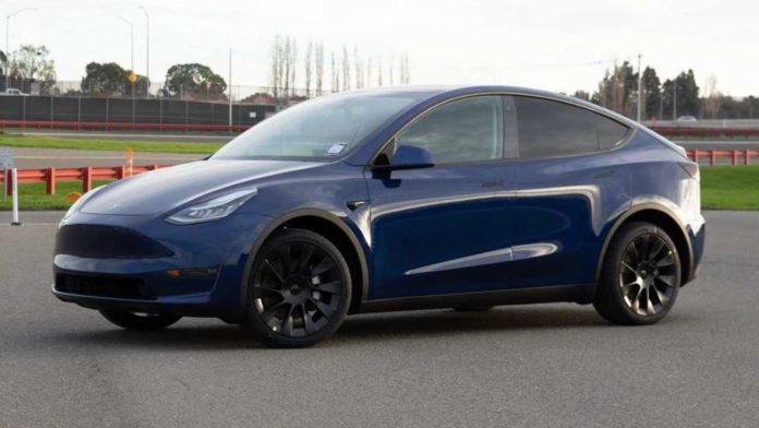 Tesla Model Y Performance Gets Official 315-Mile EPA Range Rating