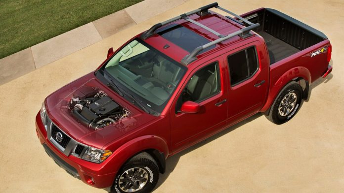 Nissan Frontier gets new V6 ahead of full redesign next year