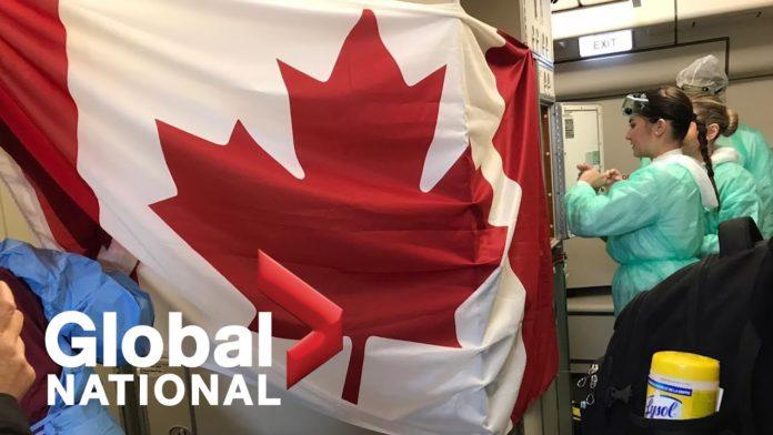Global National: Feb. 6, 2020 | Canadian evacuees en route from Wuhan