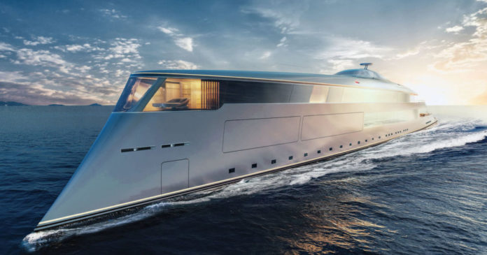 Bill Gates is the first to buy a hydrogen-powered 'superyacht'