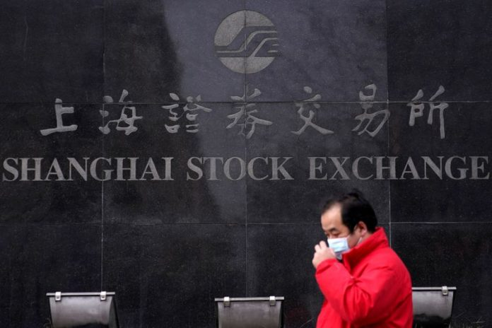 Asian markets stem losses as China returns to work but sentiment jittery