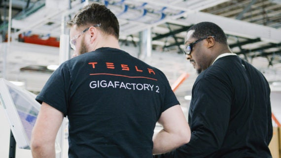 NY State Officials Are Pleasantly Surprised By Tesla's Buffalo Factory