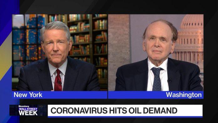 World Oil To See Lower Demand than Anticipated from Coronavirus: Yergin