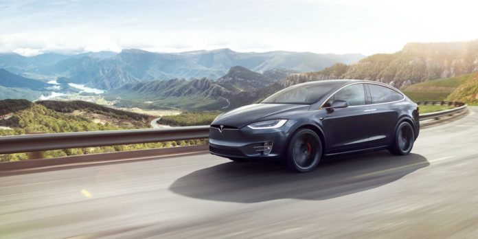 Hackers were able to trick a Tesla into accelerating 50 mph using just a 2-inch strip of…