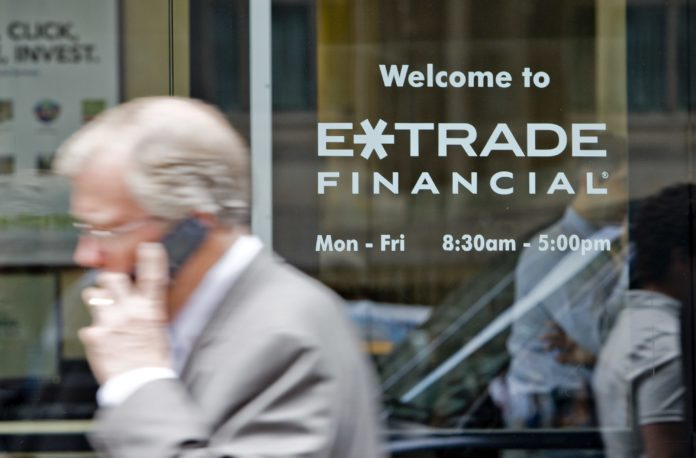Morgan Stanley to buy E-Trade for $13 billion