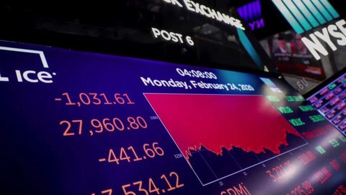 U.S. markets rebound after coronavirus-fueled selloff