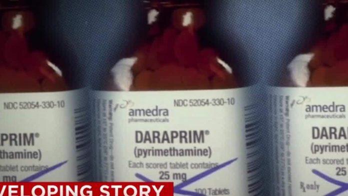 FDA approves generic form of $750 pill Daraprim