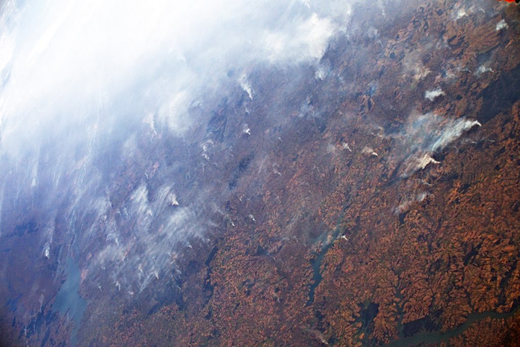 Brazil Amazon Rainforest Fire Climate Change