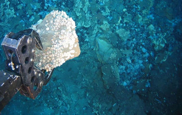 Deep sea-mining - the mining of the future