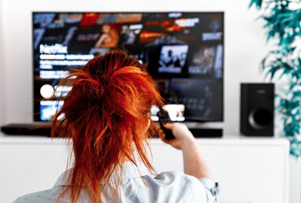 Netflix energy consumption