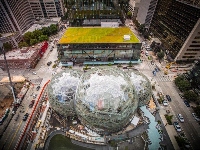 Amazon employee at Seattle headquarters tests positive for coronavirus