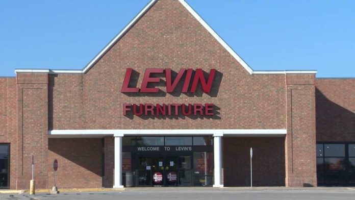 Levin Furniture saved from going out of business by former owner