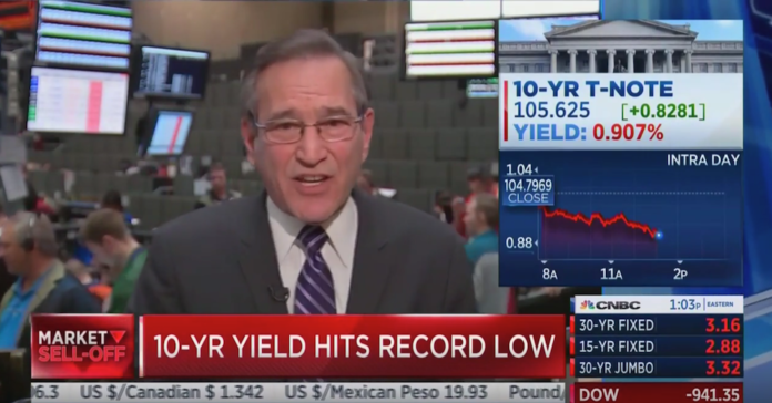 'This Is Your Brain on Capitalism': CNBC Market Analyst Rick Santelli Calls for Infecting Global Population With Coronavirus to Help Wall Street