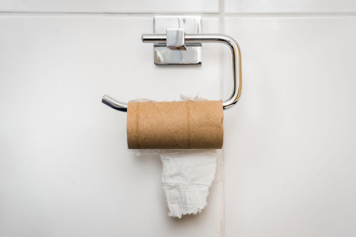 How to cope when coronavirus wipes out toilet paper supplies