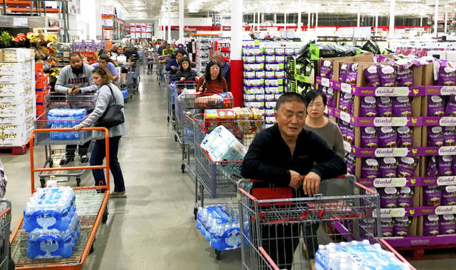 Pittsburgh-area Costco stores yank free food samples