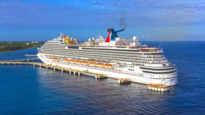 Amid coronavirus outbreak, Carnival Cruise Line offers on-ship credits to passengers who don't reschedule