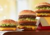 McDonald's is selling a new Big Mac with four patties