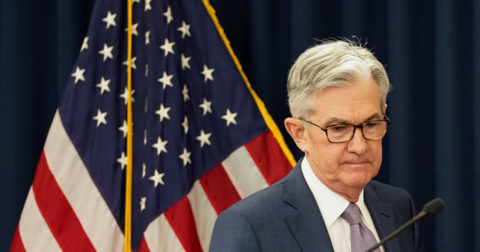Trump Says He Could Demote Fed Chair Powell, Risking More Market Turmoil