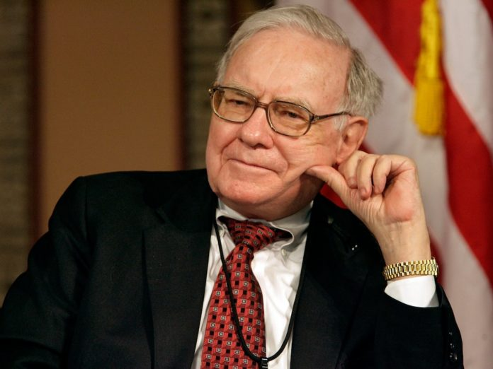 Warren Buffett's Berkshire Hathaway may have suffered $70 billion in coronavirus losses on its 10 biggest..