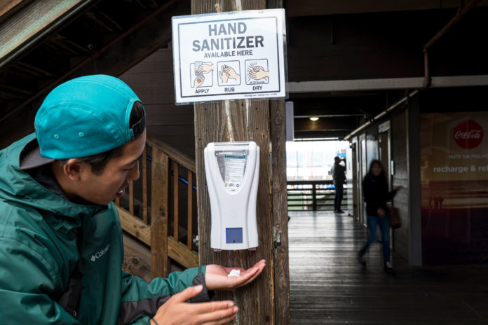 FDA says it won't take action against manufacturers that start making hand sanitizer