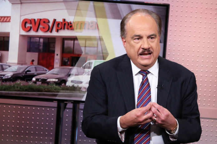 CVS CEO Larry Merlo: Lack of protective gear for workers has slowed rollout of drive-thru testing