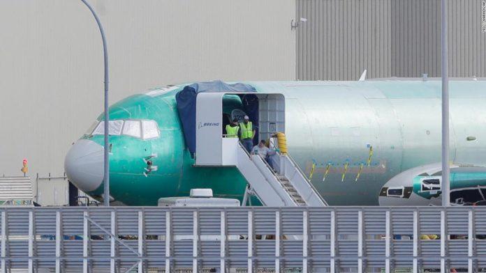 Boeing will seek federal help –