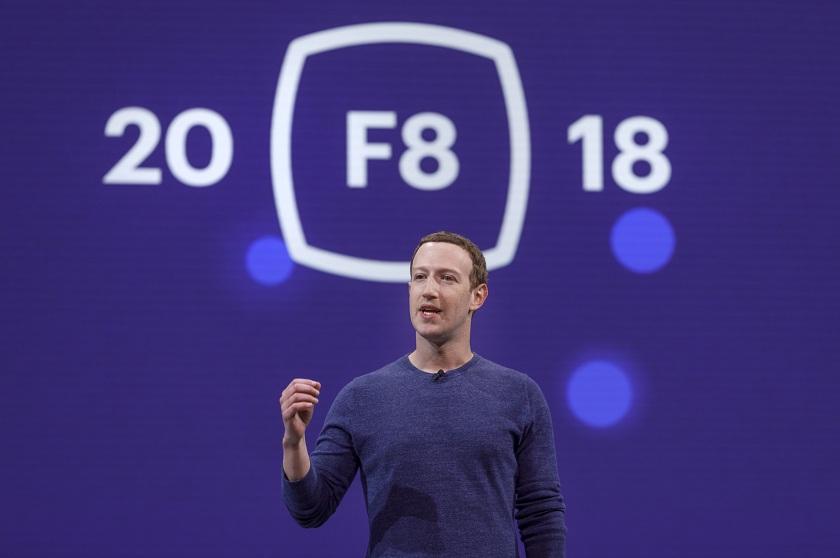 European parliament Mark Zuckerberg