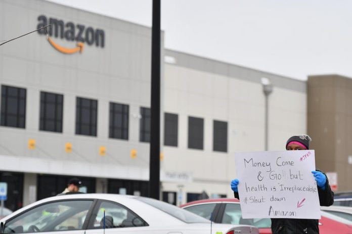 Two Amazon Workers Explain Why They Walked Off the Job for COVID-19 Protections