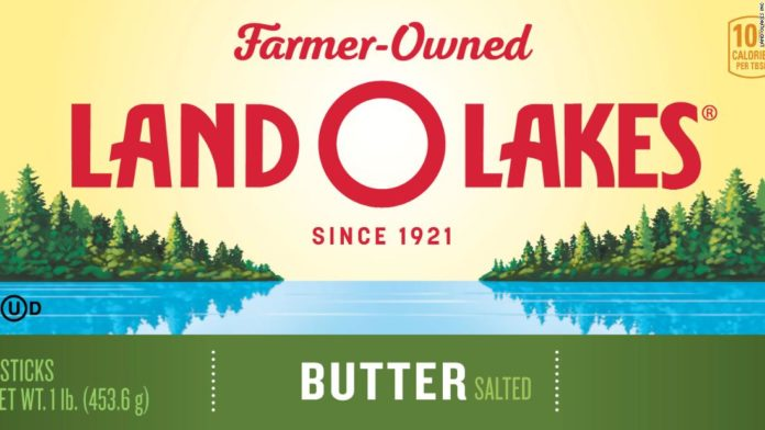 Land O' Lakes replaces Native American woman logo, touts farmer-owned credentials instead