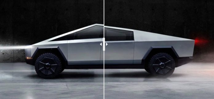Tesla Cybertruck: here's what it looks like with Elon Musk's design changes