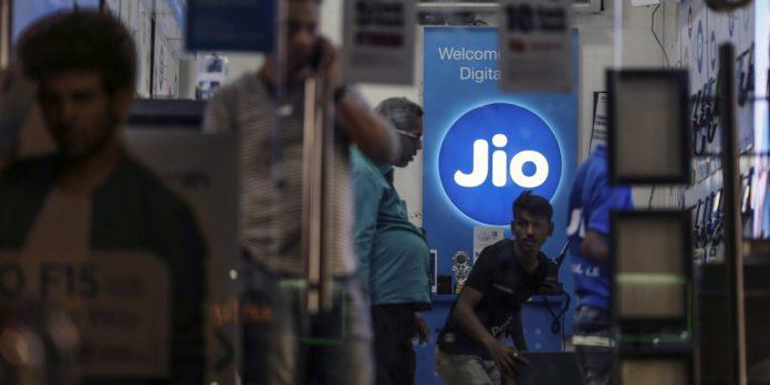 Facebook Takes $5.7 Billion Stake in India's Jio