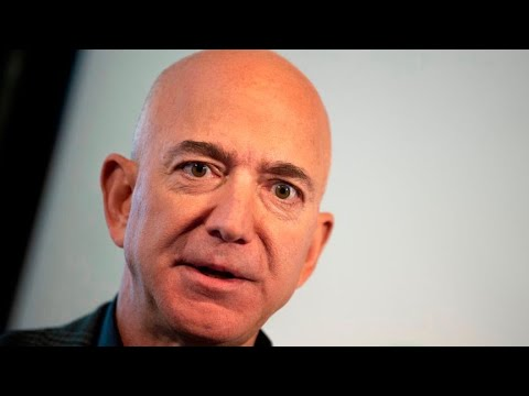Jeff Bezos takes reigns at Amazon amid coronavirus
