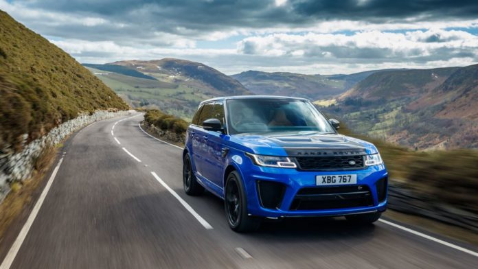 Jaguar Land Rover's Special Vehicles Operations Is Planning Many More Quick Cats And Fast 4x4s
