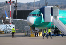 Boeing is laying off more than 6,000 employees this week as coronavirus pandemic hurts demand