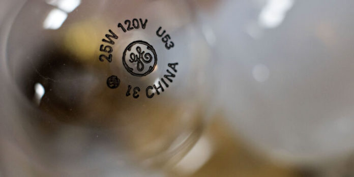 GE switches off light bulb business after almost 130 years