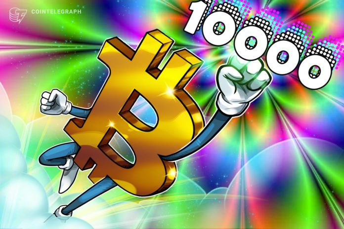 Is Bitcoin Price Finally Ready for Breakout Above $10,000?