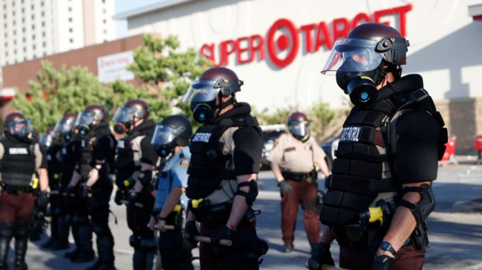 Target now only closing 6 stores after protests compromise the safety of employees