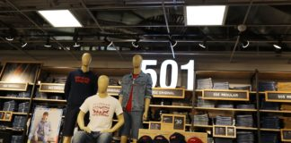 Levi's says 'everybody has a new size,' as shoppers return to stores during coronavirus pandemic