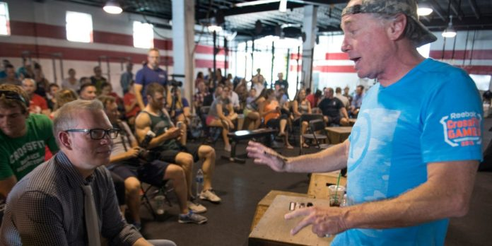 Reebok, gyms end CrossFit partnerships after CEO's insensitive tweet