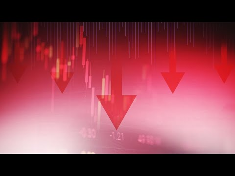 Market Selloff: Dow Jones Drops 6%, S&P Falls Over 5% on Economic Jitters