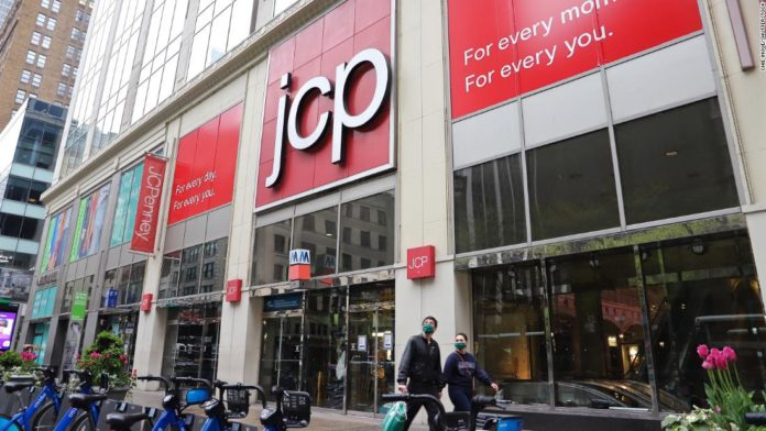 Closing sales start at some JCPenney stores