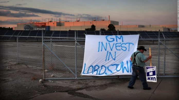GM closed its Lordstown plant. Now, Ohio wants its $60M tax break back