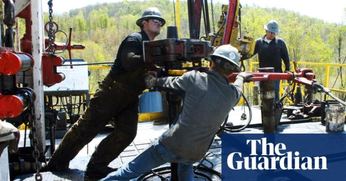 Chesapeake Energy, fracking pioneer, files for bankruptcy owing $9bn