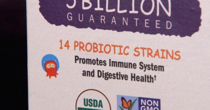 Do probiotics actually do anything? – 60 Minutes