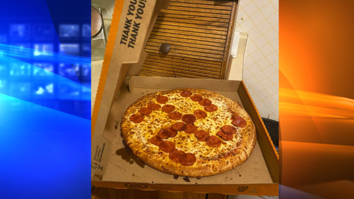 2 Little Caesars employees fired after Ohio couple finds pepperoni swastika on pizza