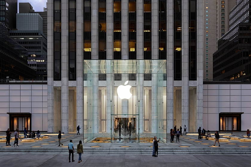 Apple-Fifth-Avenue-Showroom